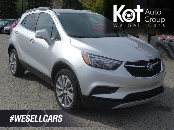 2019 Buick Encore Preferred, SXM Radio, Bluetooth, Back-Up Camera Kelowna BC