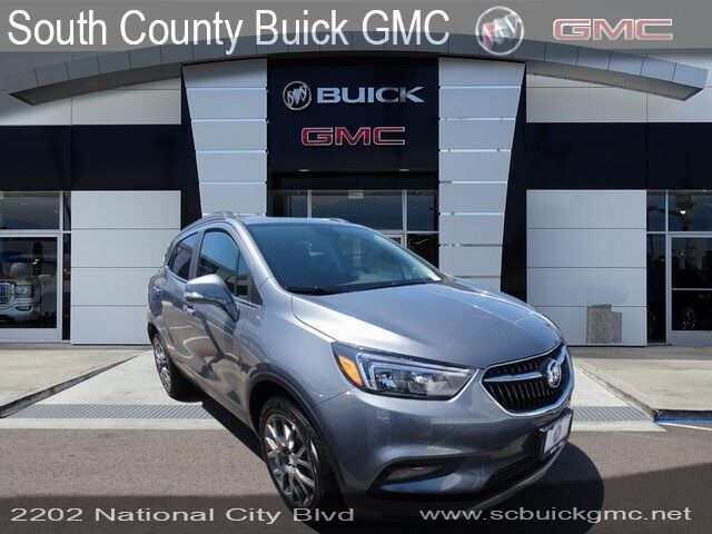 2019 Buick Encore Sport Touring San Diego County CA
