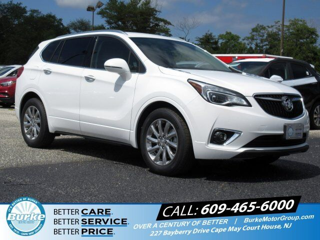 2019 Buick Envision Essence Cape May Court House Nj 25364803