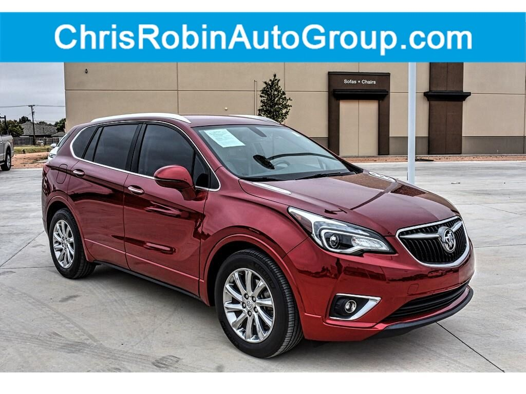 2019 Buick Envision FWD 4DR ESSENCE Midland TX