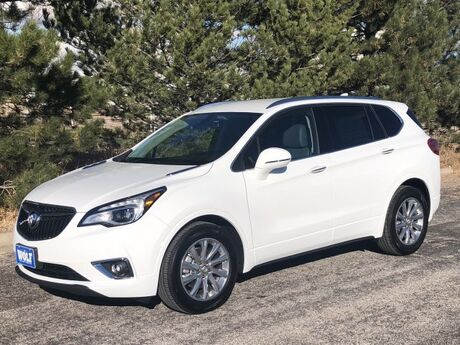 2019 Buick Envision FWD 4dr Essence Kimball NE