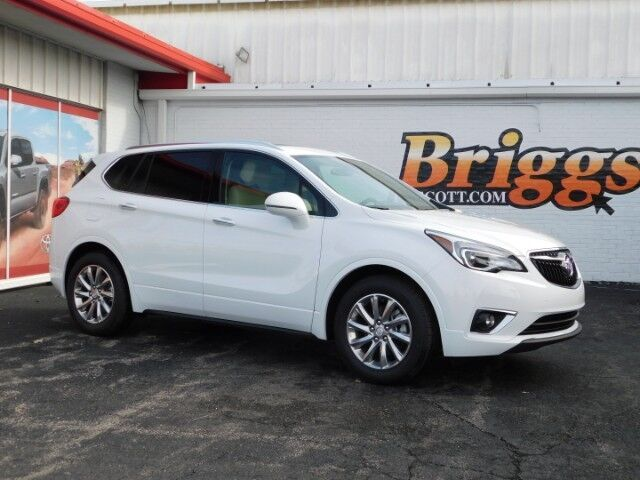 2019 Buick Envision FWD 4dr Essence Fort Scott KS