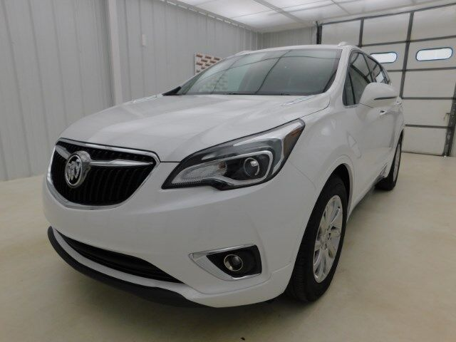 2019 Buick Envision FWD 4dr Essence Manhattan KS