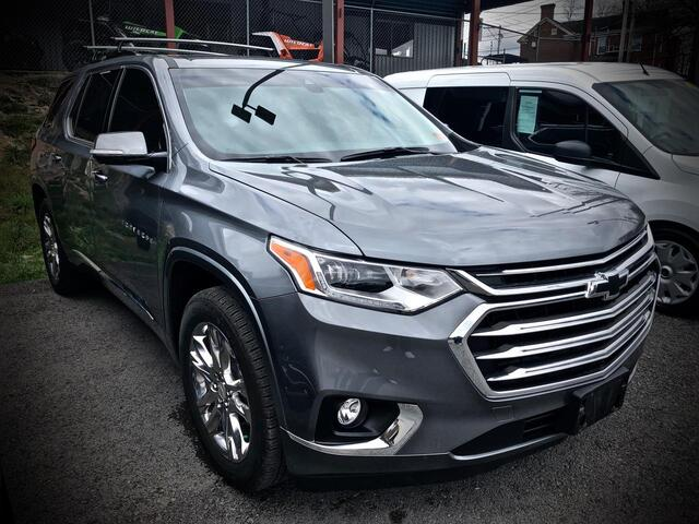 2019_CHEVROLET_TRAVERSE_High Country_ Bridgeport WV