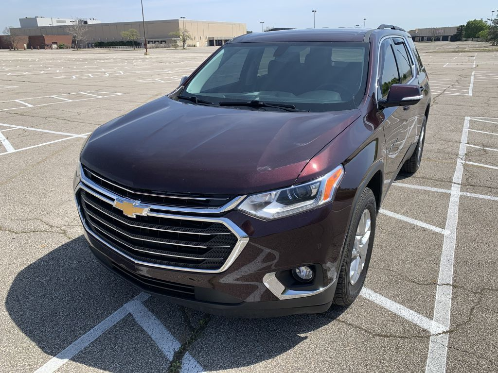 2019 CHEVROLET TRAVERSE LT Columbus OH