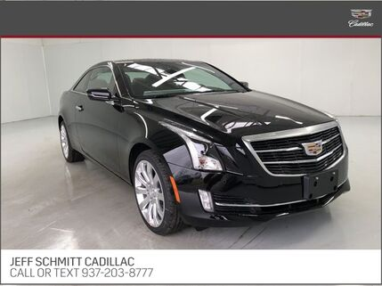 2019_Cadillac_ATS_2.0L Turbo Luxury_ Dayton area OH