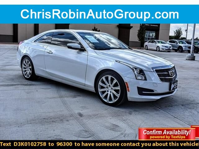 2019 Cadillac ATS Coupe 2DR CPE 2.0L RWD Odessa TX