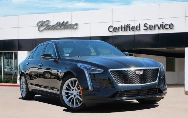 2019 Cadillac CT6 4DR SDN LUXURY Wichita Falls TX