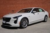 2019 Cadillac CT6 4DR SDN LUXURY