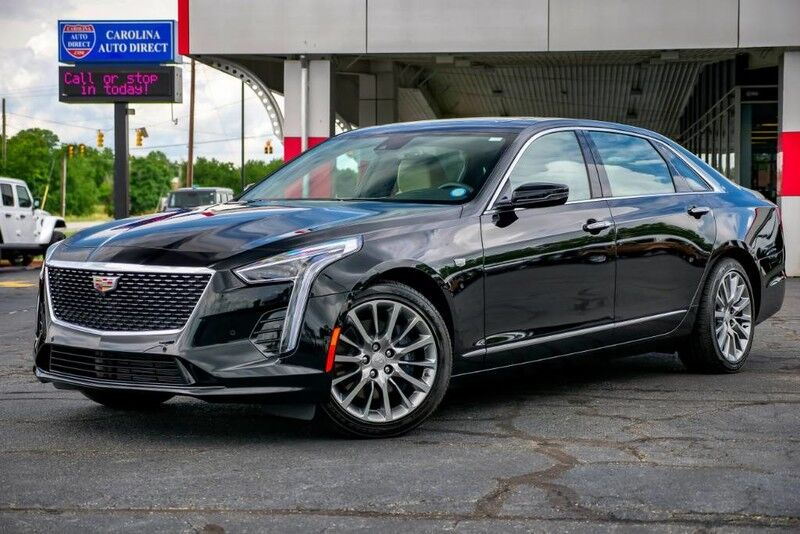 2019 Cadillac CT6 Premium Luxury AWD LOADED