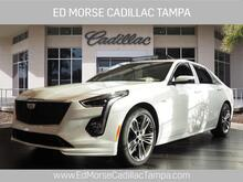 2019_Cadillac_CT6-V_Blackwing Twin_ Delray Beach FL