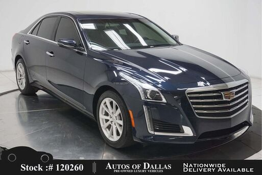 2019_Cadillac_CTS_2.0L Turbo CAM,PANO,PARK ASST,KEY-GO,17IN WLS_ Plano TX