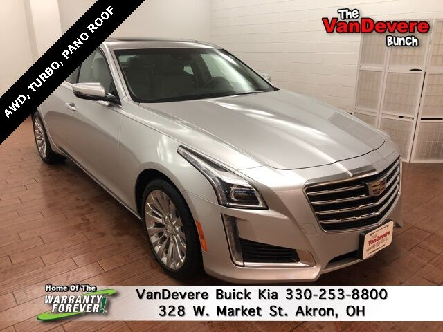 2019 Cadillac CTS 2.0L Turbo Luxury Akron OH