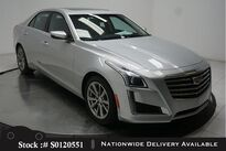 Cadillac CTS 2.0L Turbo Luxury NAV,CAM,PANO,CLMT STS,BLIND SPOT 2019