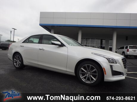 2019 Cadillac CTS 4dr Sdn 2.0L Turbo Luxury AWD Elkhart IN