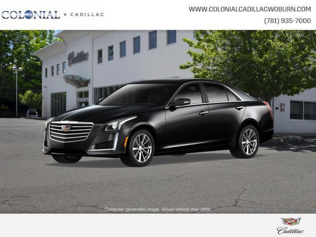 2019 Cadillac CTS 4dr Sdn 2.0L Turbo Luxury AWD