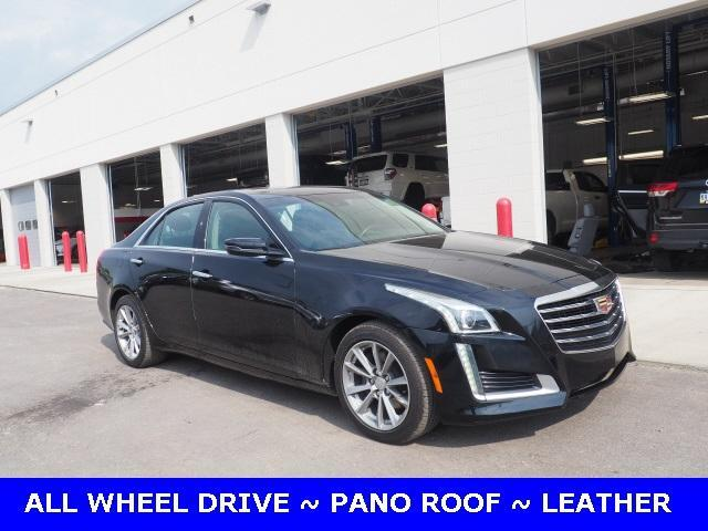 2019 Cadillac CTS 4dr Sdn 3.6L Luxury AWD Mars PA