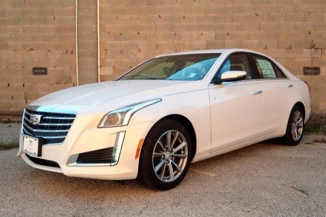 2019 Cadillac CTS Sedan 4DR SDN LUXURY Wichita Falls TX