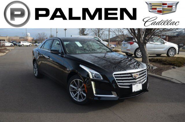 2019 Cadillac CTS Sedan Luxury AWD Kenosha WI
