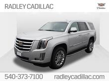 2019_Cadillac_Escalade_4WD_ Northern VA DC