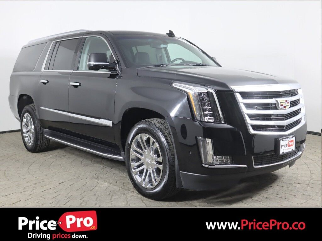 2019 Cadillac Escalade ESV 4x4 w/Nav/HTD+Cooled Leather Maumee OH