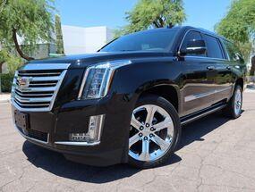 Cadillac Escalade ESV Platinum 4WD 2019