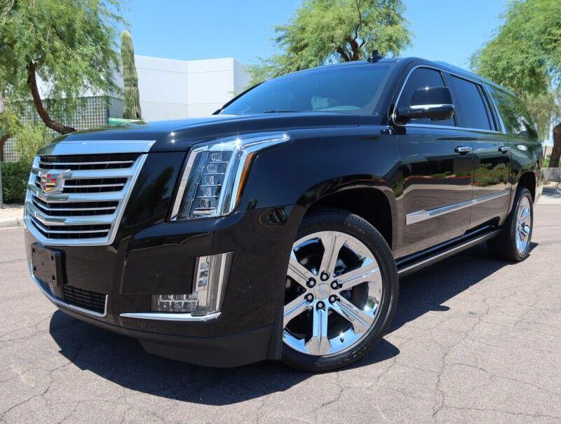 2019 Cadillac Escalade ESV Platinum 4WD Scottsdale AZ