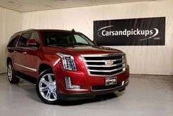 2019_Cadillac_Escalade ESV_Premium Luxury_ Dallas TX