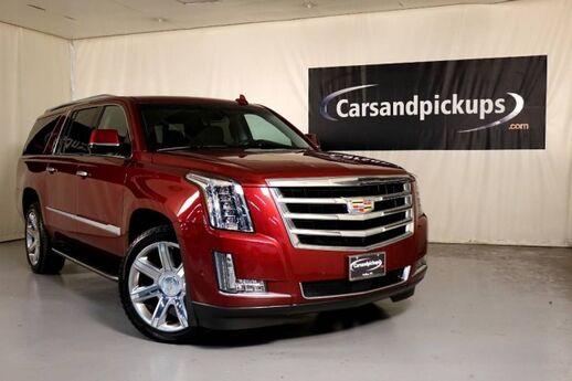 2019 Cadillac Escalade ESV Premium Luxury Dallas TX