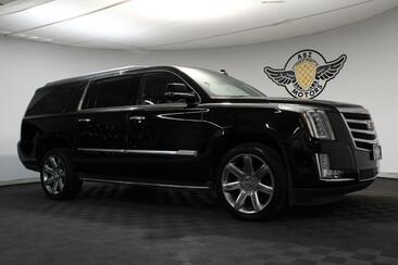 2019_Cadillac_Escalade ESV_Premium Luxury_ Houston TX