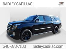 2019_Cadillac_Escalade ESV_Premium Luxury_ Northern VA DC