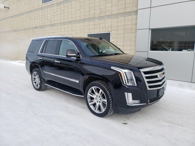 2019 Cadillac Escalade Luxury AWD DVD NAV LEATHER Calgary AB