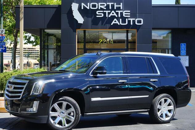 2019_Cadillac_Escalade_Premium Luxury_ Walnut Creek CA