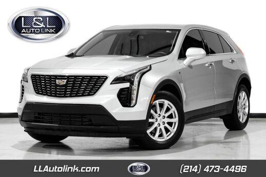 2019 Cadillac XT4 FWD Luxury Lewisville TX