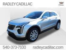 2019_Cadillac_XT4_FWD Luxury_ Northern VA DC