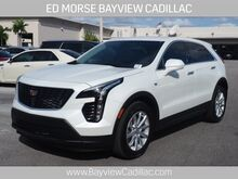 2019_Cadillac_XT4_Luxury_ Delray Beach FL