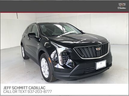 2019_Cadillac_XT4_Luxury_ Dayton area OH