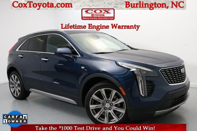 2019 Cadillac XT4 Premium Luxury Burlington NC
