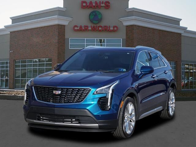 2019 Cadillac XT4 Premium Luxury Bridgeport WV