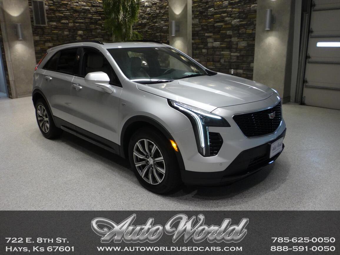 2019 Cadillac XT4 SPORT AWD  Hays KS