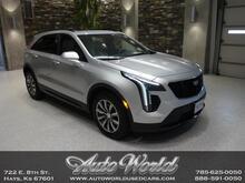 2019_Cadillac_XT4 SPORT AWD__ Hays KS