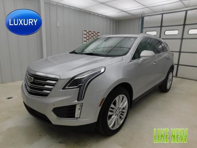 2019 Cadillac XT5 FWD 4dr Premium Luxury Manhattan KS