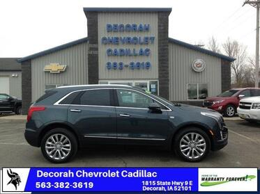 2019_Cadillac_XT5_Platinum AWD_ Decorah IA