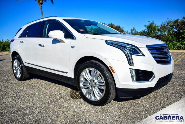 2019 Cadillac XT5 Premium Luxury Arecibo PR