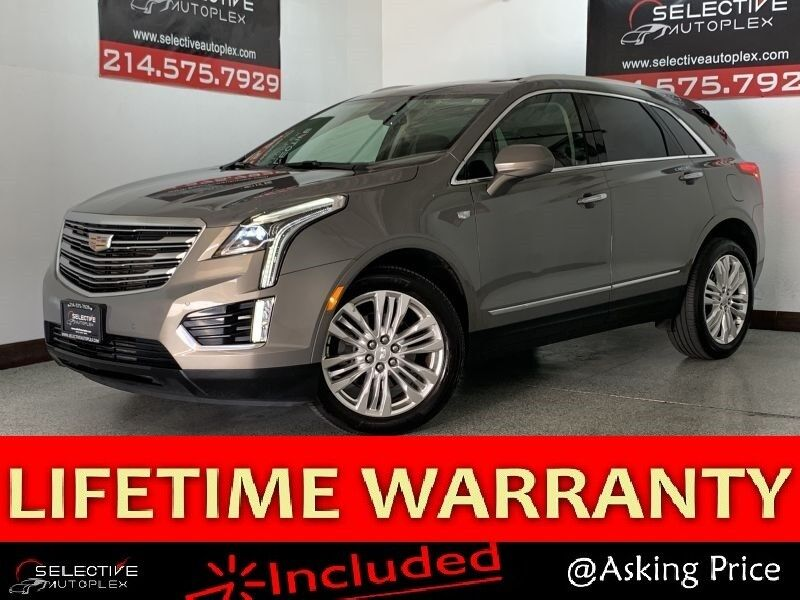 2019 Cadillac XT5 Premium Luxury FWD, NAV, LEATHER SEATS, BLIND SPOT MON, REAR VIEW CAM Carrollton TX