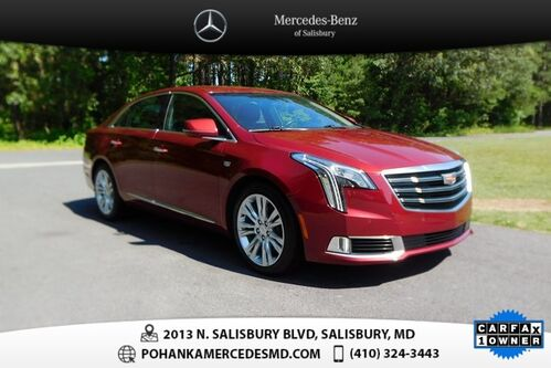 2019_Cadillac_XTS_Luxury_ Salisbury MD