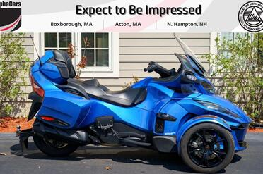 2019_Can-Am_Spyder_RT Limited SE6 Dark Edition_ Boxborough MA
