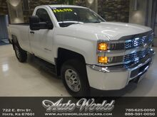 2019_Chevrolet_2500HD REG CAB 4X4__ Hays KS