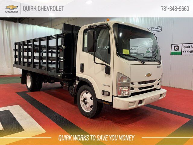 2019 Chevrolet 4500 LCF Gas L Braintree MA