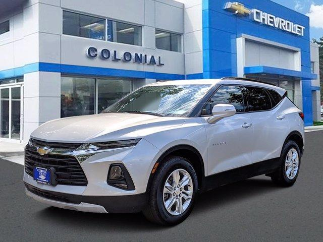 2019 Chevrolet Blazer AWD 4dr w/2LT North Dartmouth MA